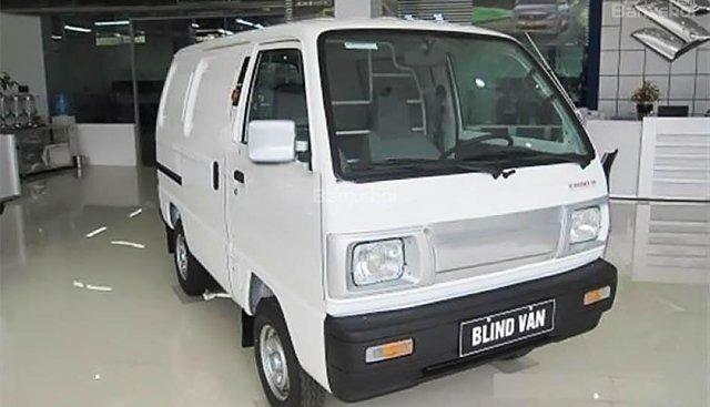 Cần bán xe Suzuki Blind Van năm 2018, màu trắng - hỗ trợ thêm nếu liên hệ - 0906.612.900