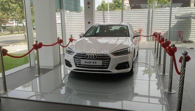 Bán xe Audi A5 sản xuất 2018, màu trắng, xe nhập