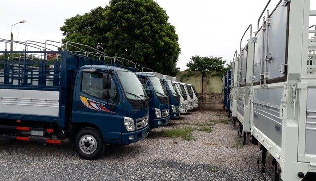 Giá xe tải Thaco Ollin 500. E4 tải trọng 5 tấn Trường Hải ở Hà Nội. LH: 098.253.6148