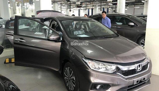 Bán Honda City 2018 giá 549tr tại Lâm Đồng, liên hệ trực tiếp 0908.438.214 gặp Mẫn phụ trách Lâm Đồng