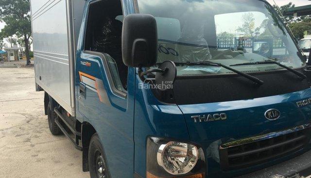 Bán ô tô Thaco Kia K190 đời 2017, màu xanh lam