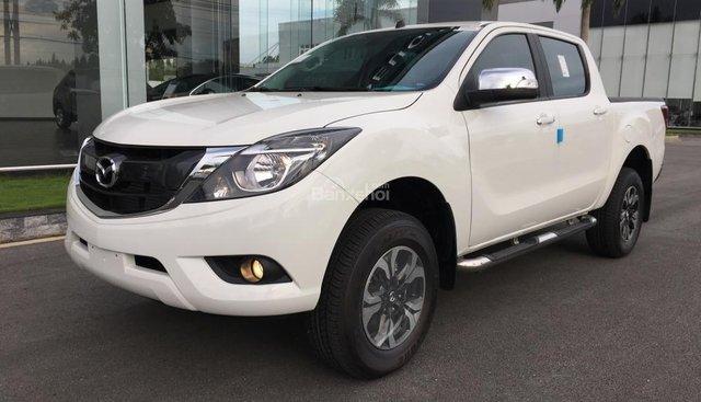 Mazda Giải Phóng bán xe Mazda BT50 FL 2018 ưu đãi hơn 30tr  giao xe nhanh - Giá tốt, liên hệ 0981118259 để hưởng ưu đãi