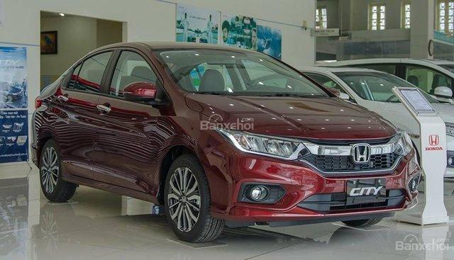 Cần bán xe Honda City 1.5 CVT đời 2016, màu đỏ, giao xe ngay, cam kết giá rẻ nhất, LH: 0946670103