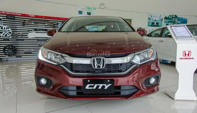 Bán Honda City CVT, đủ màu, khuyến mãi lớn, giao xe ngay tại Quảng Trị - Liên hệ: 094 667 0103