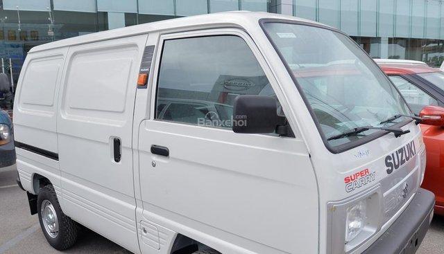Bán Suzuki Blind Van 2019, giá tốt, xe giao ngay, hỗ trợ đăng ký trả góp