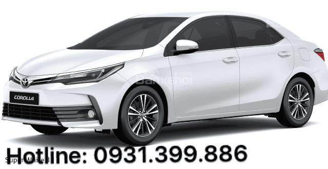 Bán Corolla Altis 1.8 CVT New đời 2018 đủ màu, giá rẻ bất ngờ, hỗ trợ trả góp 90%, lh: 0931.399.886