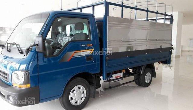 Bán xe Thaco Kia K190 tải 1,9 tấn với các loại thùng lửng, mui bạt, kín. Liên hệ 0984694366