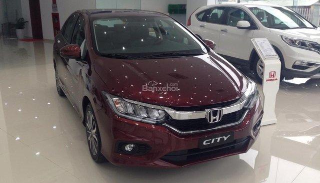 Bán xe Honda City 1.5CVT tại Lạng Sơn khuyến mãi lớn, xe giao ngay hỗ trợ tối đa cho khách hàng, LH 0983.458.858