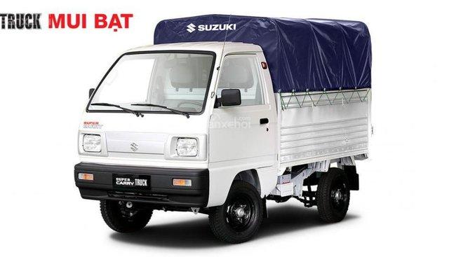 Bán xe Suzuki Super Carry Truck đời 2017, màu trắng, 273 triệu