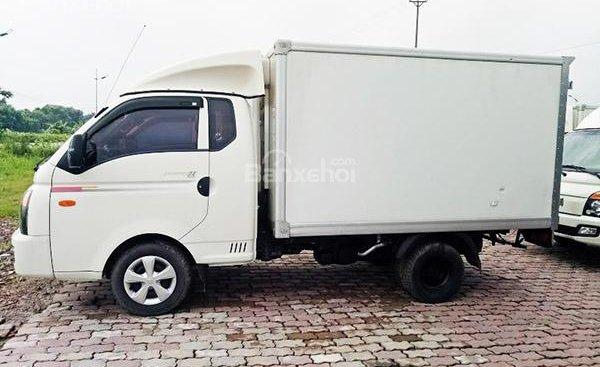 Xe tải Hyundai 1 tấn, Hyundai Porter 2 thùng lửng, bạt, kín, đông lạnh 1 tấn