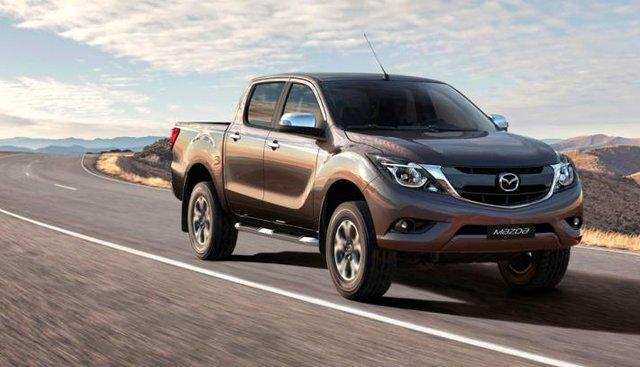 Đánh giá xe Mazda BT-50 2018