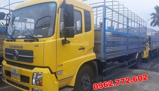 Xe tải Dongfeng Hoàng Huy 9T3 – B170 – 9.3 Tấn – 9.3 T – Model 2017