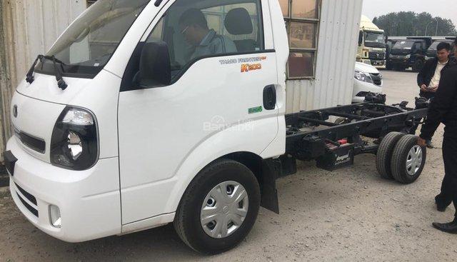 Xe tải Thaco Kia K200, tải trọng 1T9 mới 2018, tiêu chuẩn khí thải euro 4, New 2019