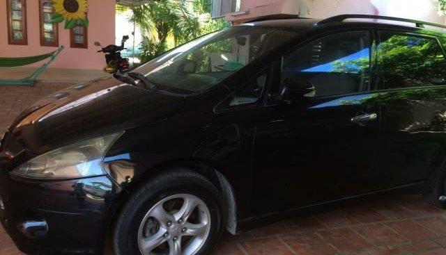 Bán xe Mitsubishi Grandis sản xuất 2006, màu đen xe gia đình, 345 triệu