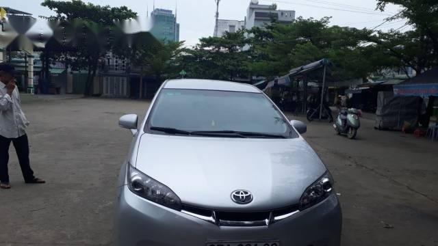 Cần bán xe Toyota Wish đời 2012, giá 690tr