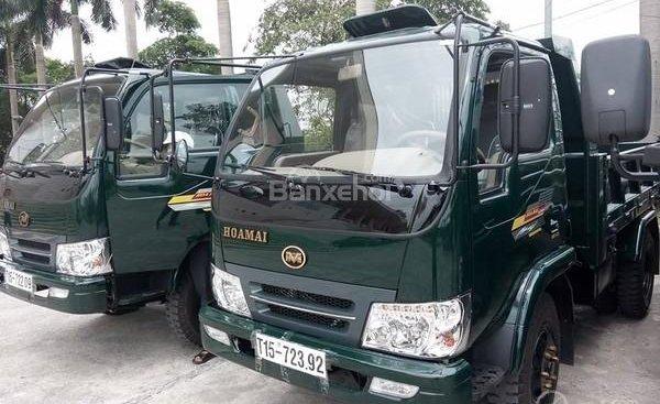 Cần bán xe ben Hoa Mai 1T25, nhập khẩu