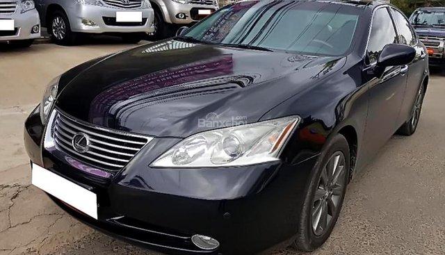 Bán Lexus ES 350 năm 2008, màu đen, xe nhập, giá tốt