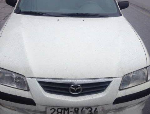 Bán xe Mazda 626 đời 2001, màu trắng
