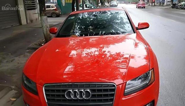 Cần bán gấp Audi A5 Sline đời 2011, nhập khẩu chính chủ