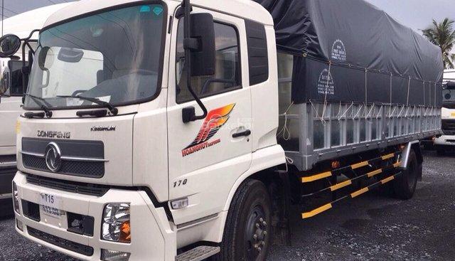 Bán xe tải Đông Phong Hoàng Huy Hải Phòng, 2 chân 9 tấn thùng bạt