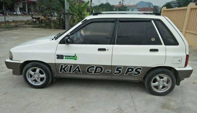 Bán Kia CD5 sản xuất 2004, màu trắng, nguyên bản