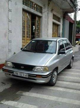 Bán Kia CD5 đời 1992, màu bạc, xe nhập