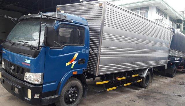 Bán xe tải VT490 thùng dài 6,2 mét, giá rẻ đời 2015