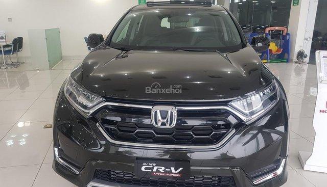 Bán Honda CRV 2018 nhập khẩu 7 chỗ giao ngay, khuyến mại phụ kiện - LH: 0943578866