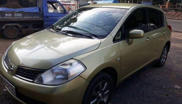Bán Nissan Tiida đời 2007 như mới, giá 268tr