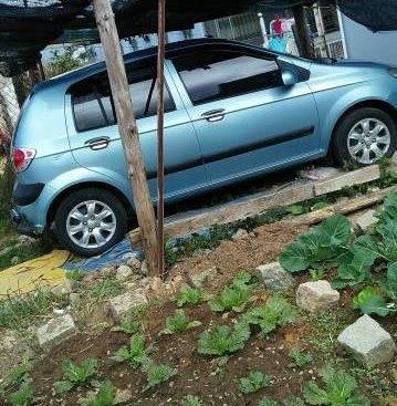 Bán Hyundai Getz đời 2009, màu xanh lam
