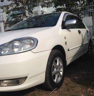 Bán xe Toyota Corolla altis đời 2003, màu trắng
