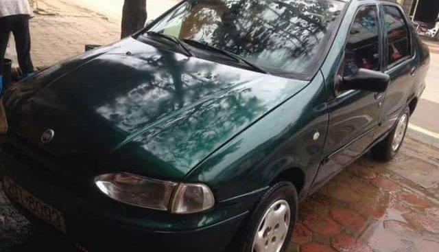 Cần bán lại xe Fiat Siena 1.3 2003, màu xanh lam, giá chỉ 78 triệu