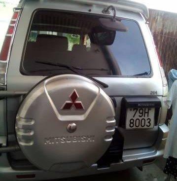 Bán ô tô Mitsubishi Jolie 2002, màu bạc