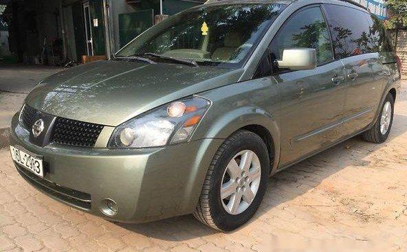 Cần bán lại xe Nissan Quest đời 2006, nhập khẩu nguyên chiếc