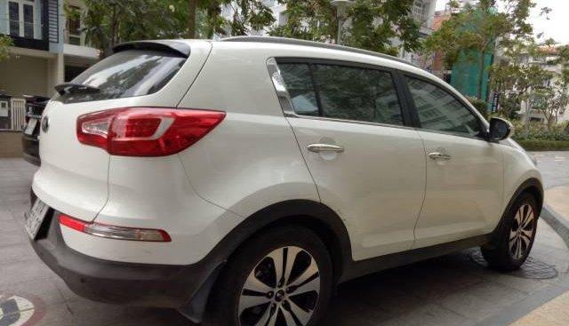 Bán Kia Sportage đời 2013, màu trắng, nhập khẩu, 730tr