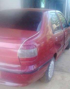 Bán xe Fiat Siena đời 2001, màu đỏ