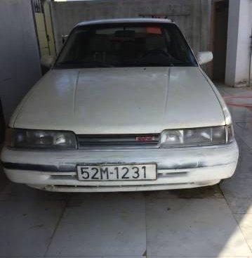Bán xe Mazda 626 đời 1996, màu trắng