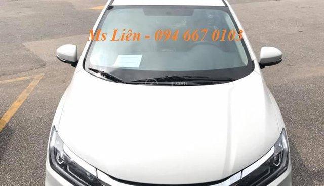 Honda Quảng Bình bán Honda City CVT, giao xe ngay tại Quảng Bình - Liên hệ: 094 667 0103