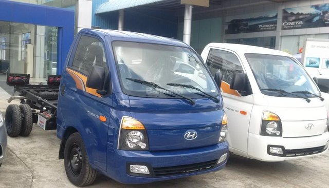 Bán xe tải Hyundai New Porter 150 tải trọng 1.4 tấn, đời 2018, mới ra mắt luôn