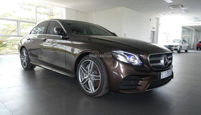 Bán Mercedes-Benz E300 AMG model 2019 - Liên hệ đặt hàng: 0919 528 520