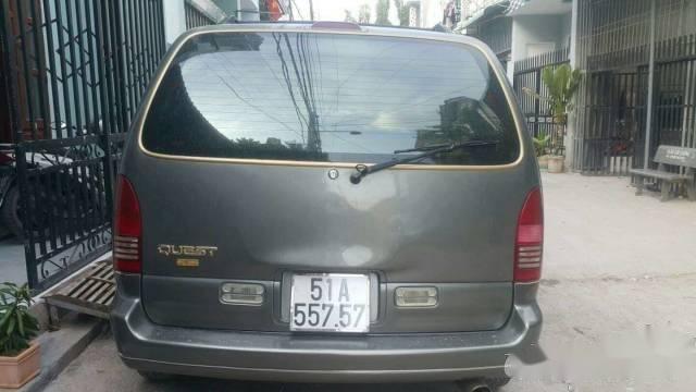 Cần bán Nissan Quest sản xuất 1996, màu xám còn mới