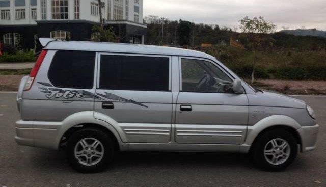 Bán xe Mitsubishi Jolie SS đời 2006, màu bạc