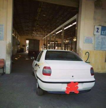Bán Fiat Siena đời 2003, màu trắng