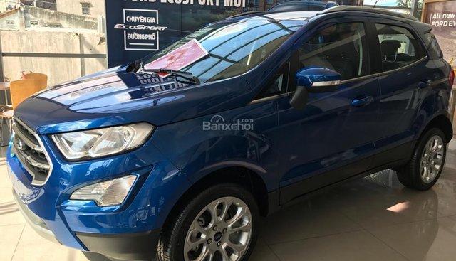 Bán Ford EcoSport mới 100%- Trả trước 180tr giao xe ngay, hỗ trợ ngân hàng 80%, LH 0901346072 - Ngọc Quyến