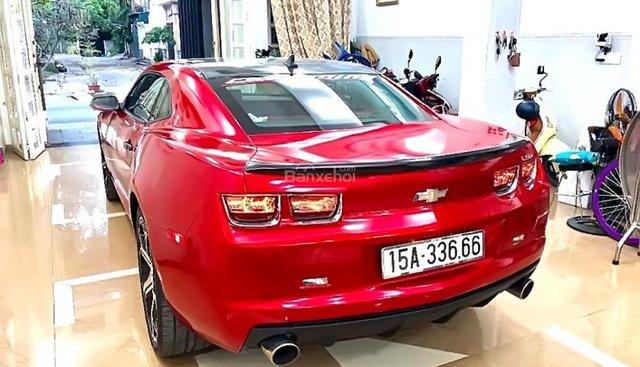 Cần bán Chevrolet Camaro 3.6 2010, màu đỏ, xe nhập