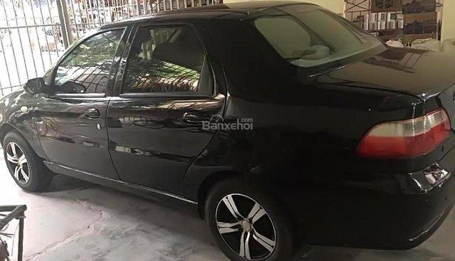 Cần bán xe Fiat Albea sản xuất 2007, màu đen giá cạnh tranh