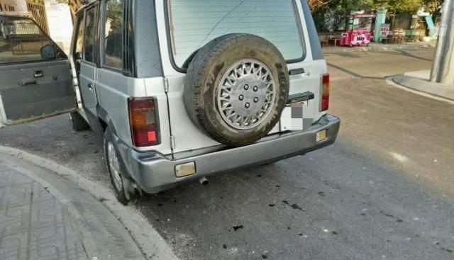 Cần bán lại xe Mekong Paso đời 1995, màu bạc