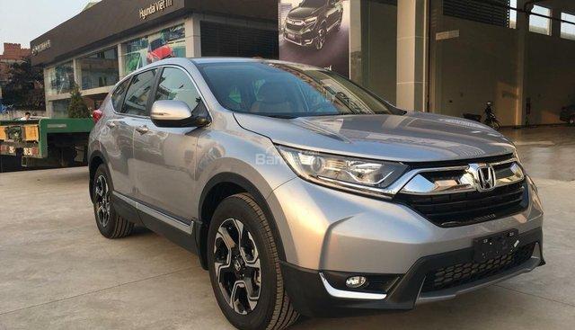 Cần bán xe Honda CR V sản xuất năm 2018, nhập khẩu, liên hệ 0908999735 nhận xe sớm