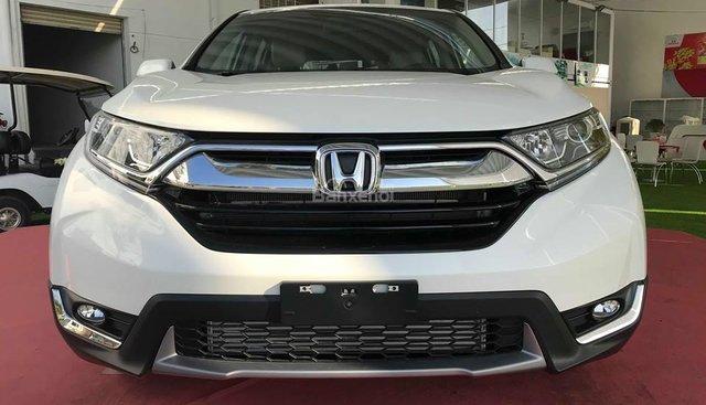 Honda CRV mới tại Biên Hoà Turbo 1.5G giá thuế 0% 1 tỷ 023tr, xe đủ màu giao sớm, hỗ trợ NH 80%