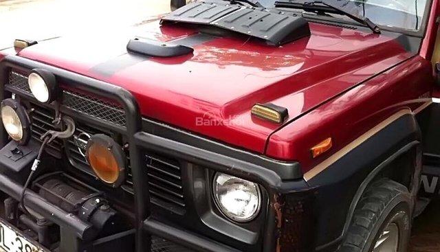 Cần bán lại xe Nissan Patrol đời 1993, màu đỏ, nhập khẩu nguyên chiếc